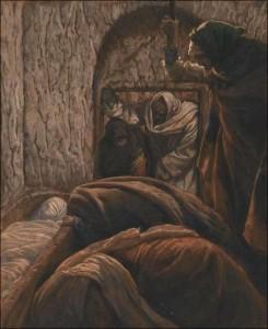 tissot-jesus-in-the-sepulchre-595x727
